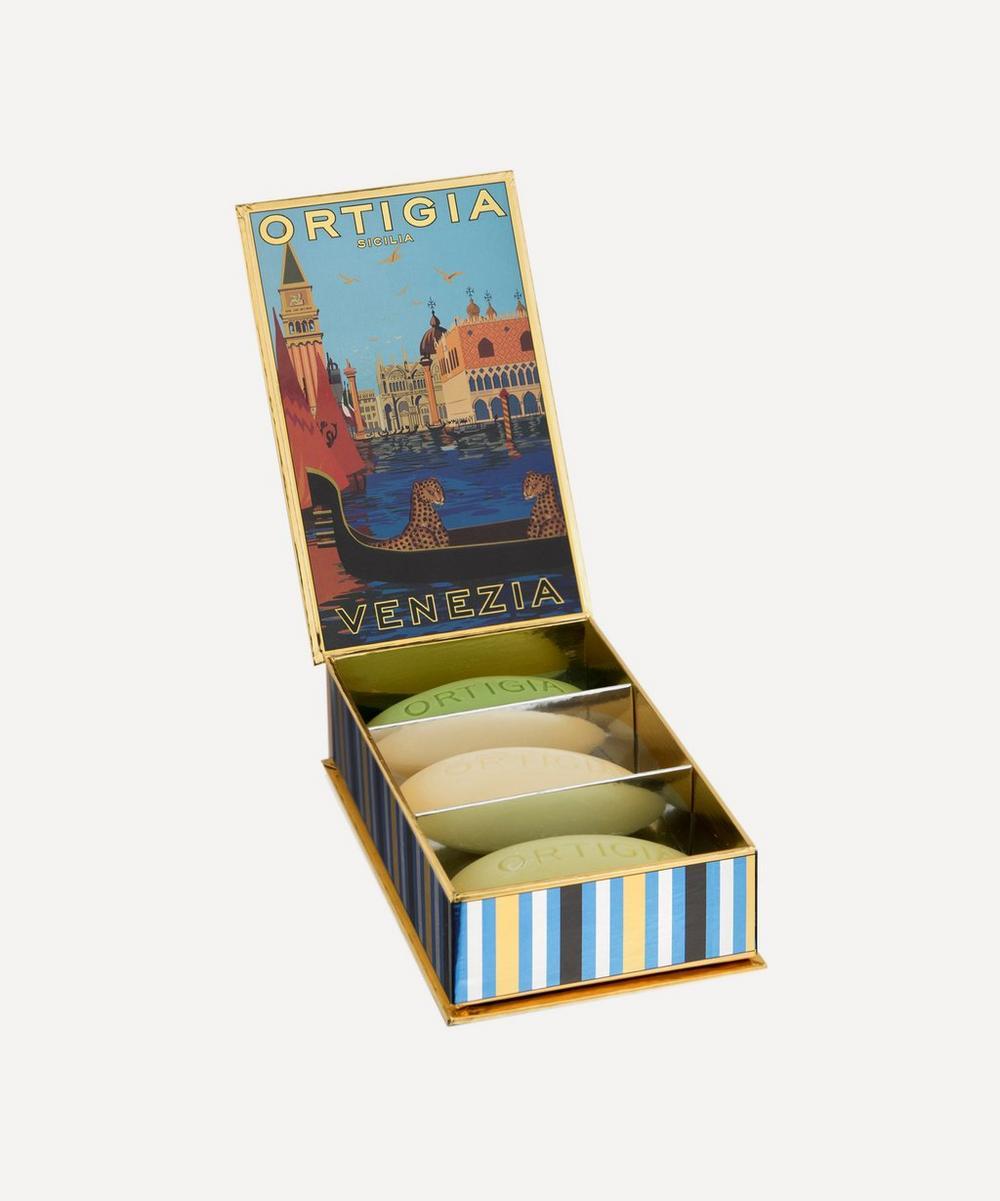 Ortigia - Venice City Soap Box