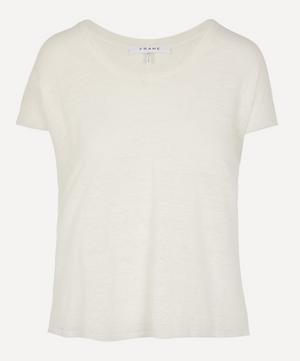 Easy Scoop Neck T-Shirt