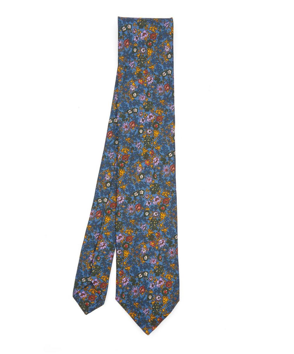Liberty - Ashbourne Printed Silk Tie