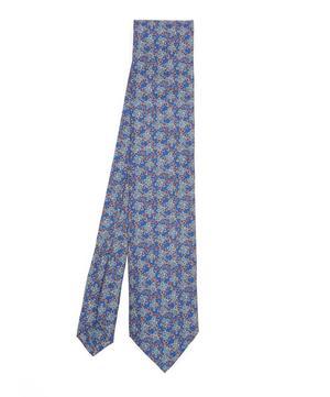 Tilston Printed Silk Tie