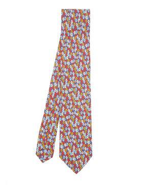 Walker Printed Silk Tie