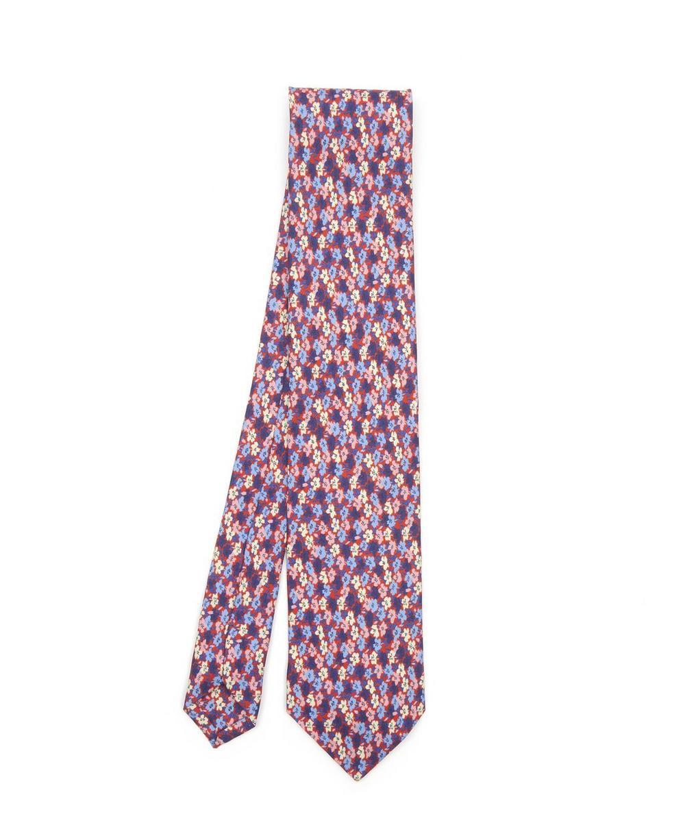 Liberty - Walker Printed Silk Tie