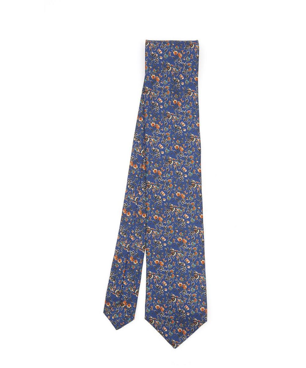 Liberty - Lyme Printed Silk Tie