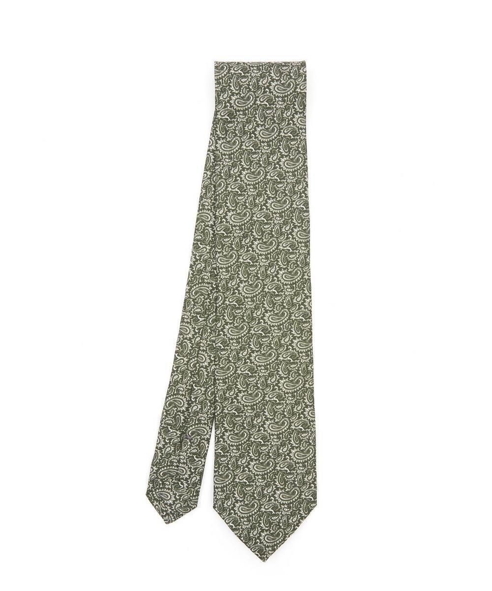 Liberty - Wincle Printed Silk Tie