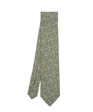 Wincle Printed Silk Tie