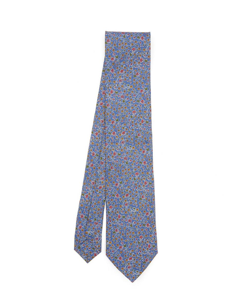 Liberty - Marton Printed Silk Tie