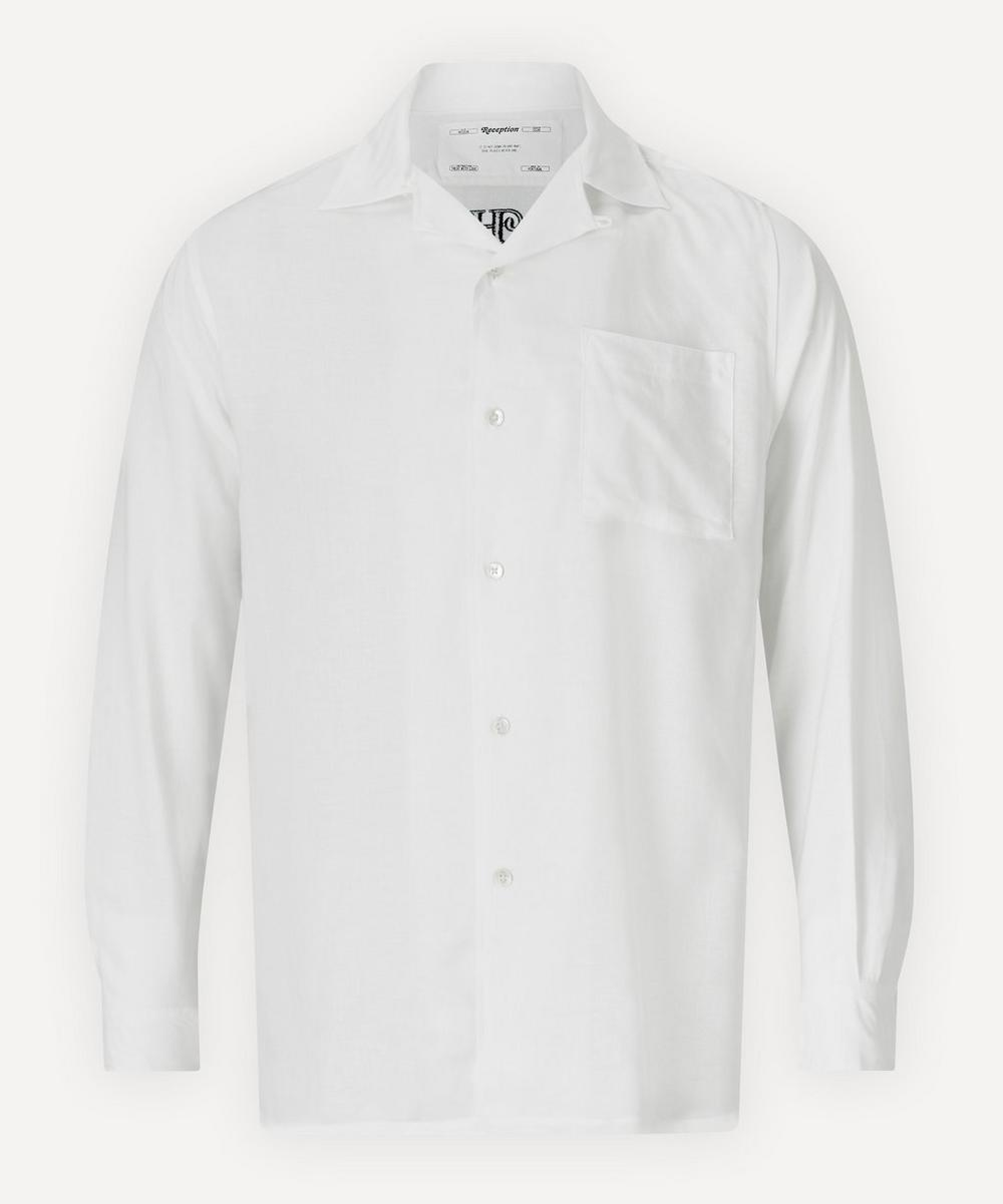 Reception - Devils Work Bowling Shirt