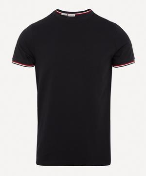 Tricolour-Tipped Stretch-Cotton T-Shirt