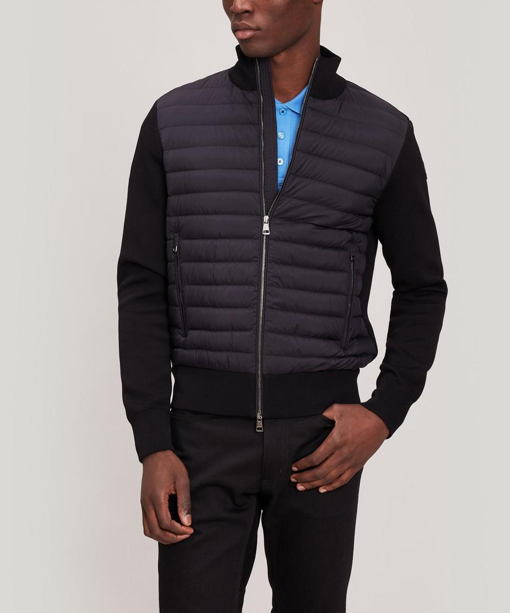 Moncler - Puffer Vest Cardigan