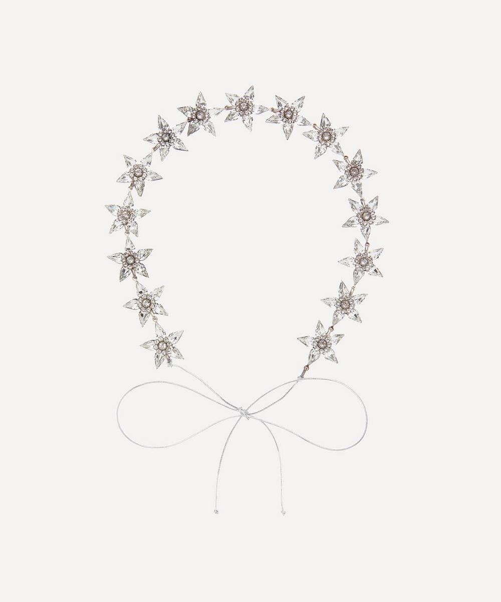 Halo & Co - Orchid Crystal Headband