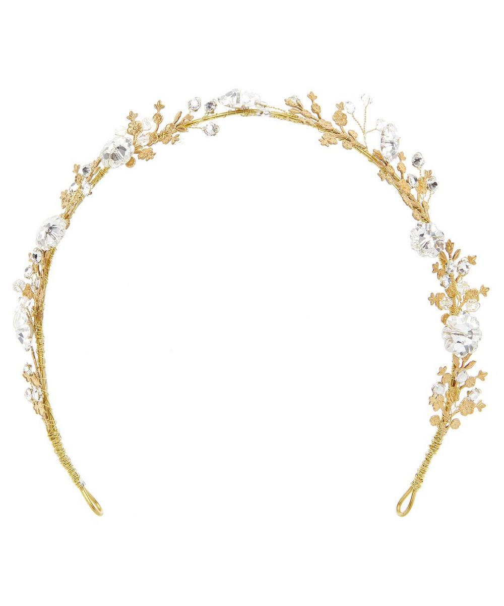 Halo & Co - Honey Crystal Headband