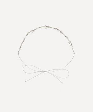 Donatella Crystal Leaf Headband