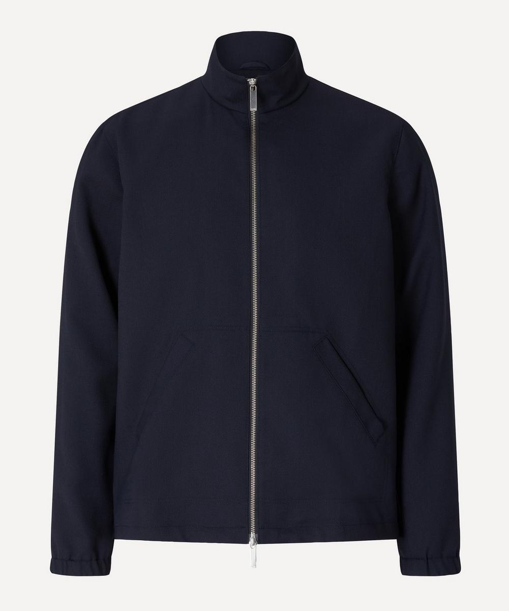 NN07 - Acton Wool-Blend Tracksuit Jacket