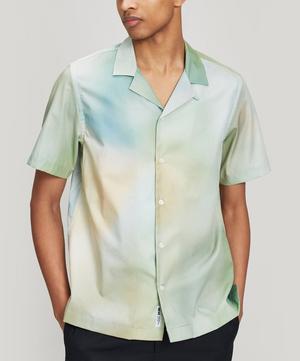 Brandon Ombré Short-Sleeve Shirt