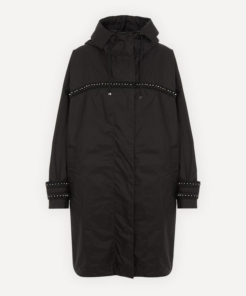 Moncler - Prasin Long Studded Nylon Jacket