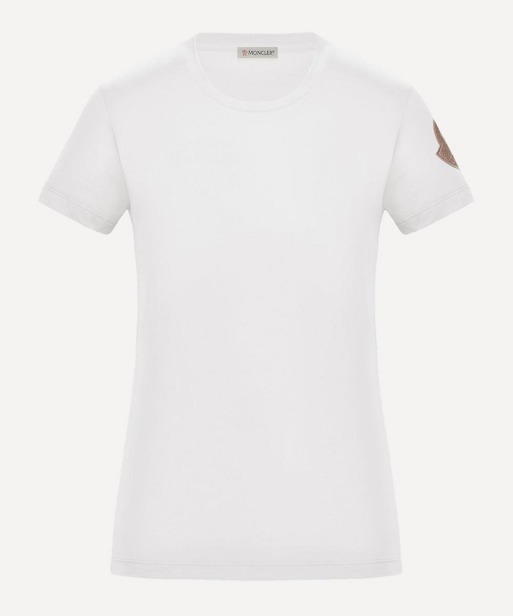 Moncler - Cotton Jersey T-Shirt