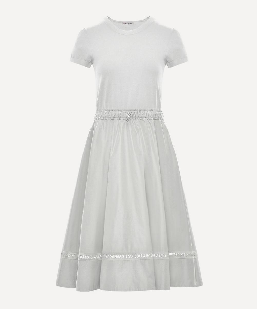 Moncler - Flared Knitted Jumper Dress