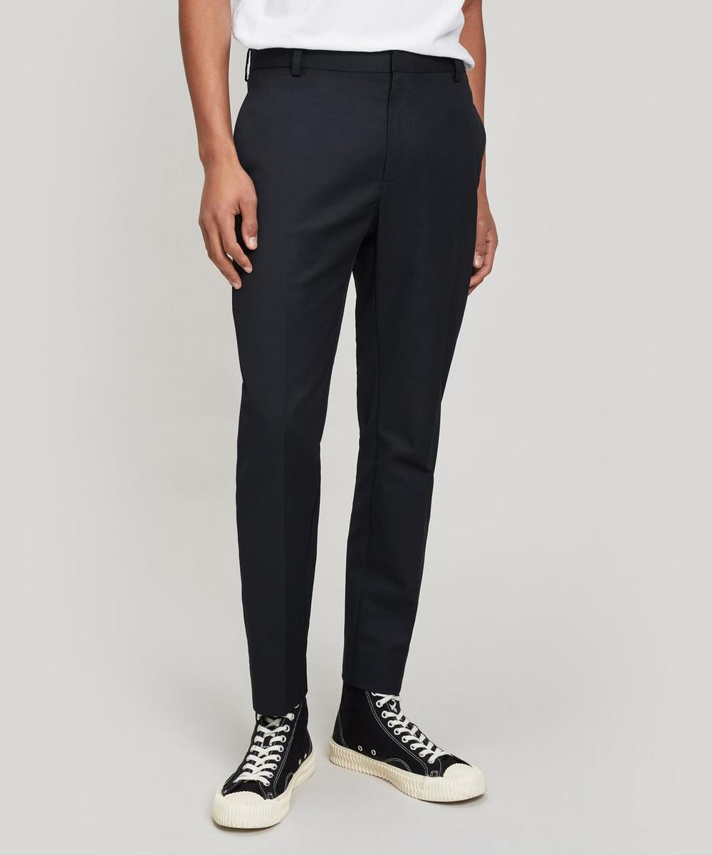 Wood Wood - Tristan Slim-Leg Chino Trousers