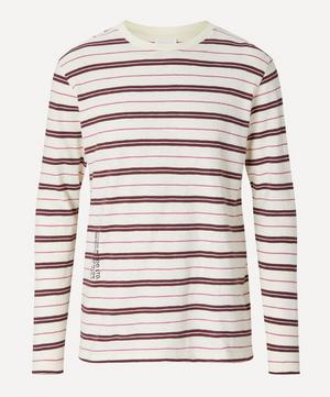 Peter Striped Long-Sleeve T-Shirt