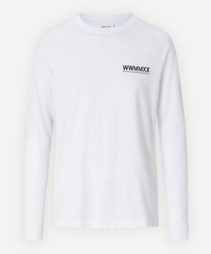 Hans Olympic Print Long-Sleeve T-Shirt
