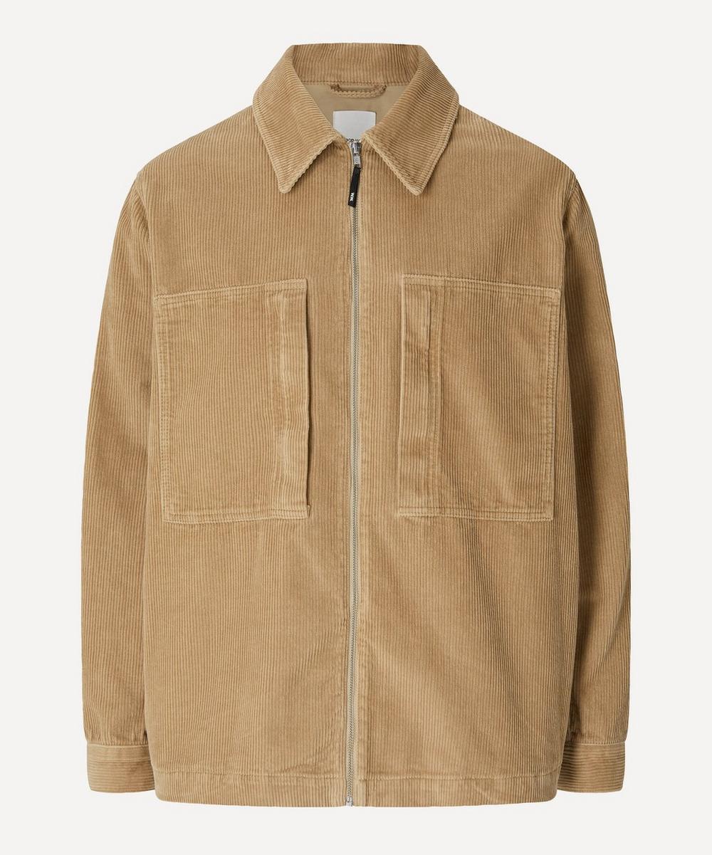 Wood Wood - Gale Corduroy Zip Jacket