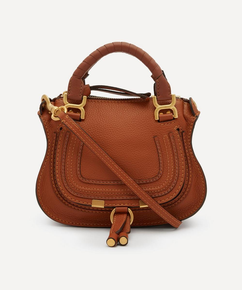 Chloé - Marcie Mini Leather Handbag