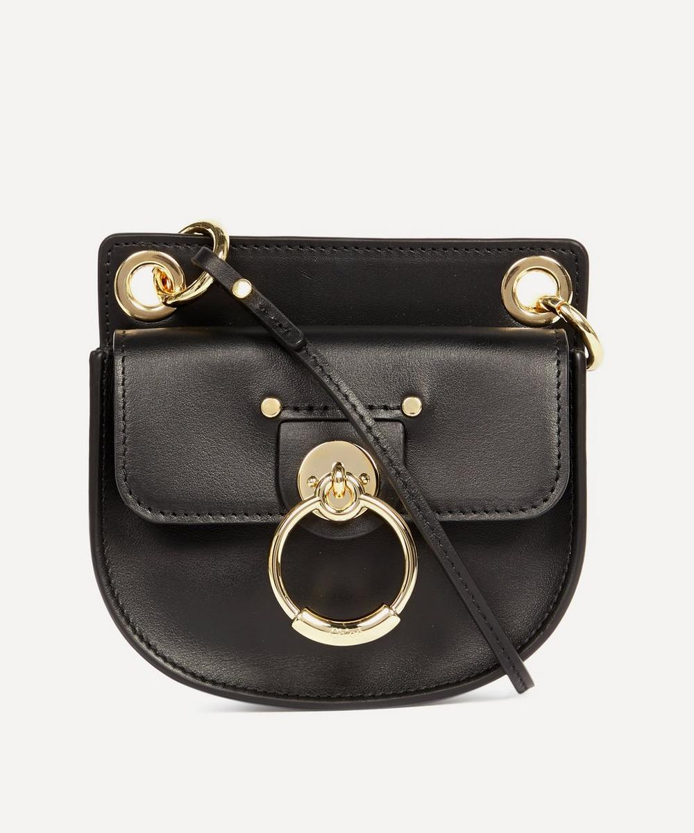 Chloé - Tess Small Cross-Body Saddle Bag