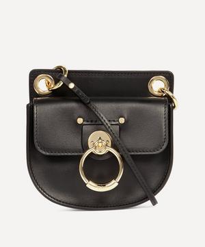 Tess Small Cross-Body Saddle Bag