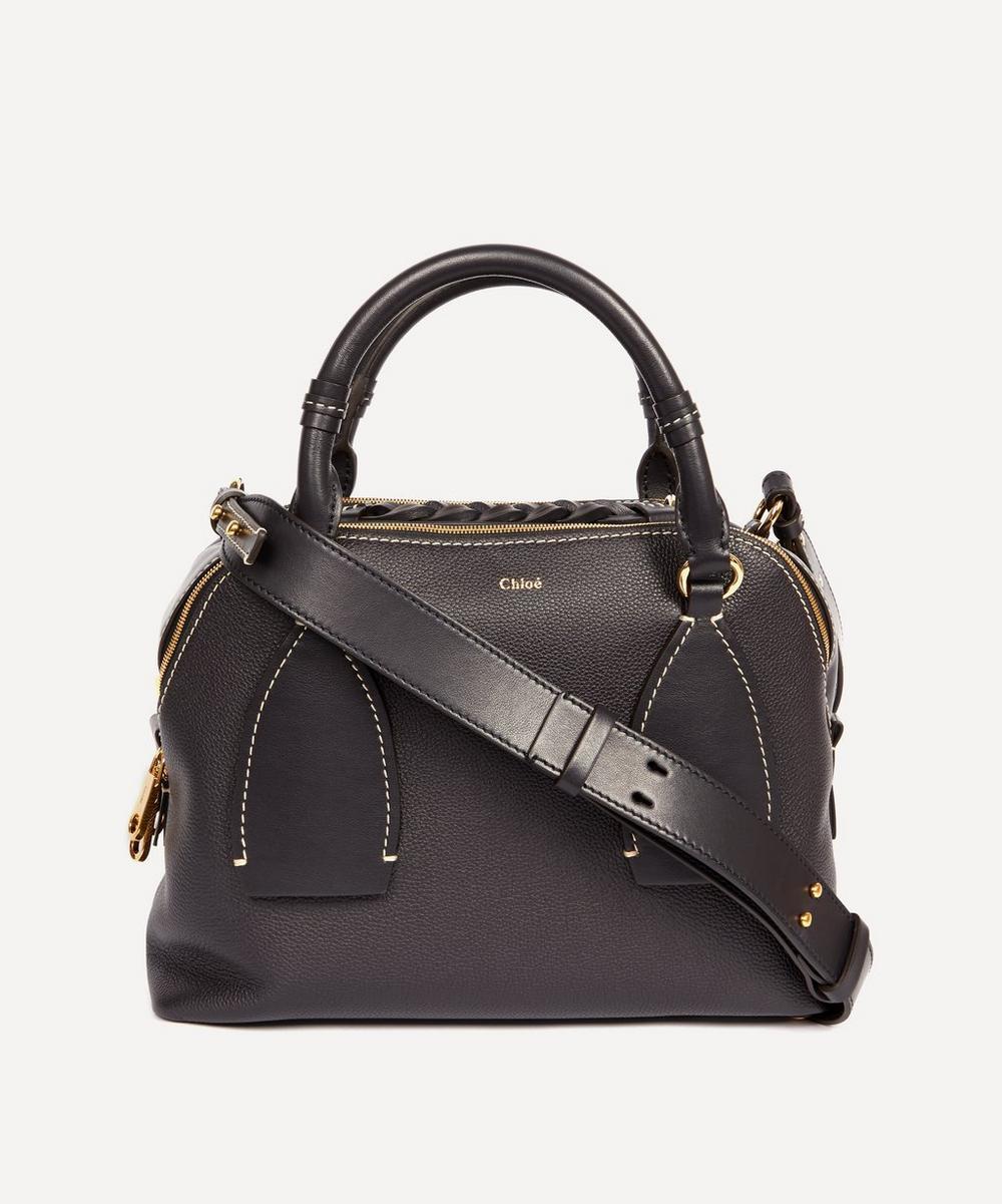 Chloé - Daria Medium Leather Handbag