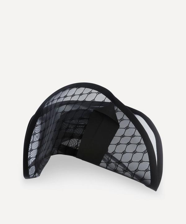 Stephen Jones - Float Veiled Bicorne Hat