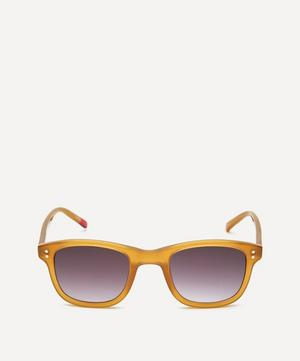 Spencer Honey Acetate Sunglasses