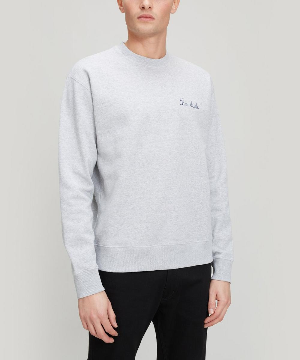 Maison Labiche - Dude Cotton Sweater