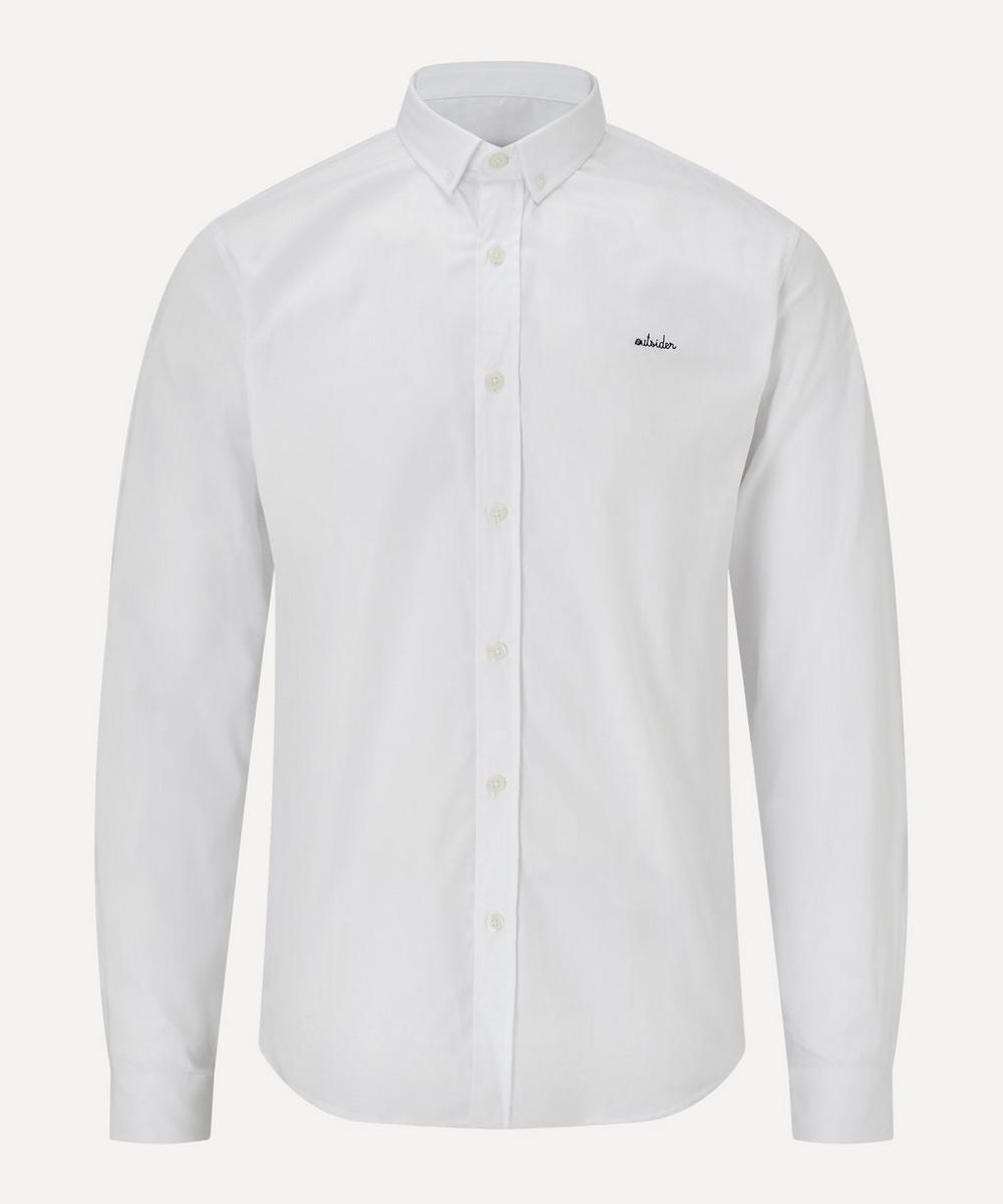 Maison Labiche - Outsider Classic Cotton Shirt