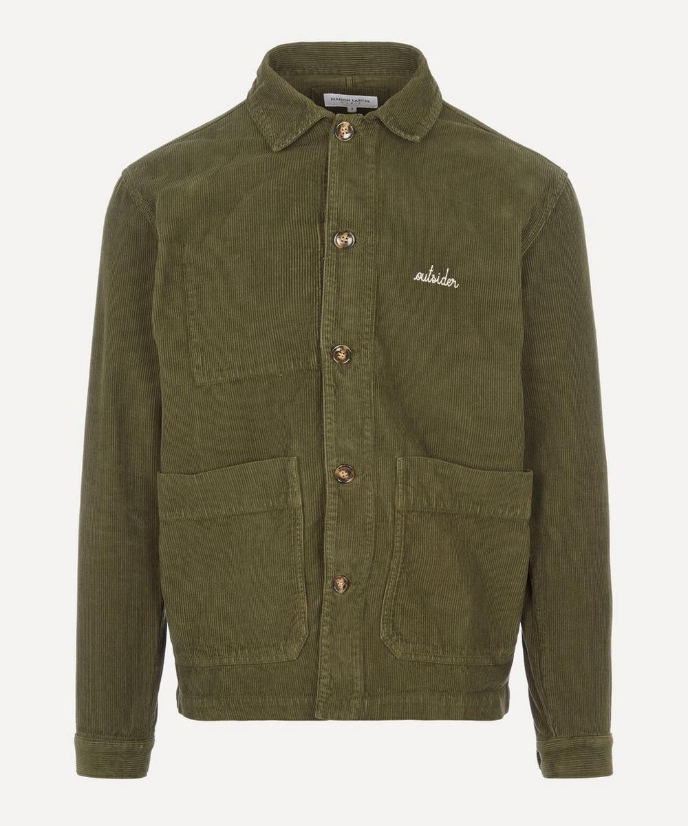 Maison Labiche - Outsider Cord Worker Jacket