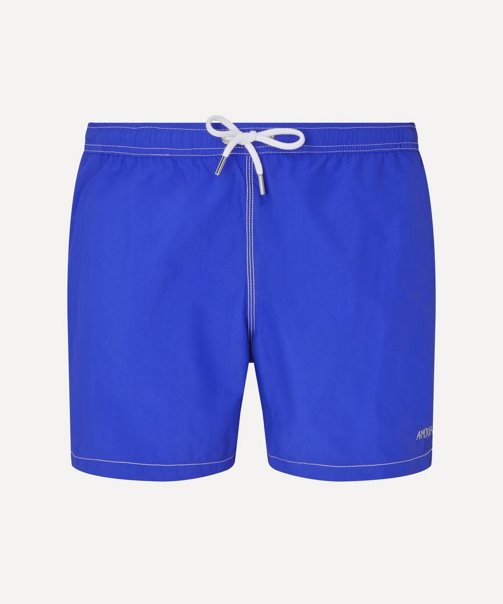 Maison Labiche - Amour Swim Shorts