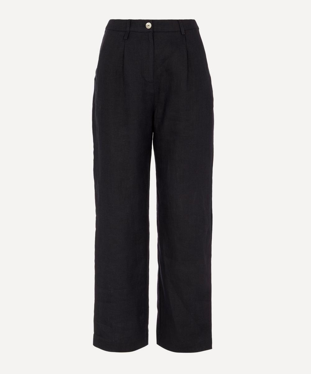 Paloma Wool - Shanghai High-Rise Linen Trousers