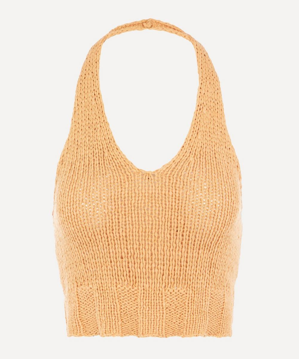 Paloma Wool - Bien V-Shaped Knit Top