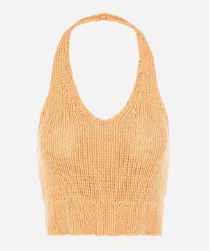 Bien V-Shaped Knit Top
