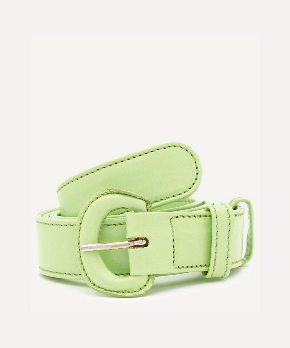 Paloma Wool - Listo Leather Lined Buckle Belt