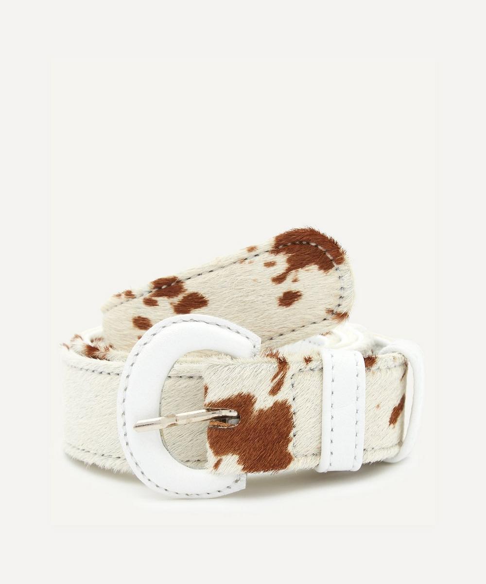 Paloma Wool - Listo II Leather Lined Buckle Belt