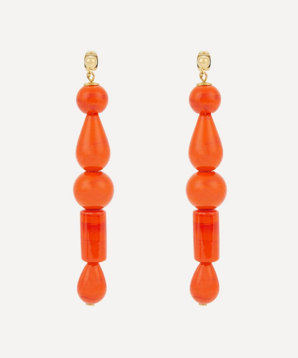 Paloma Wool - Lori Crystal Drop Earrings