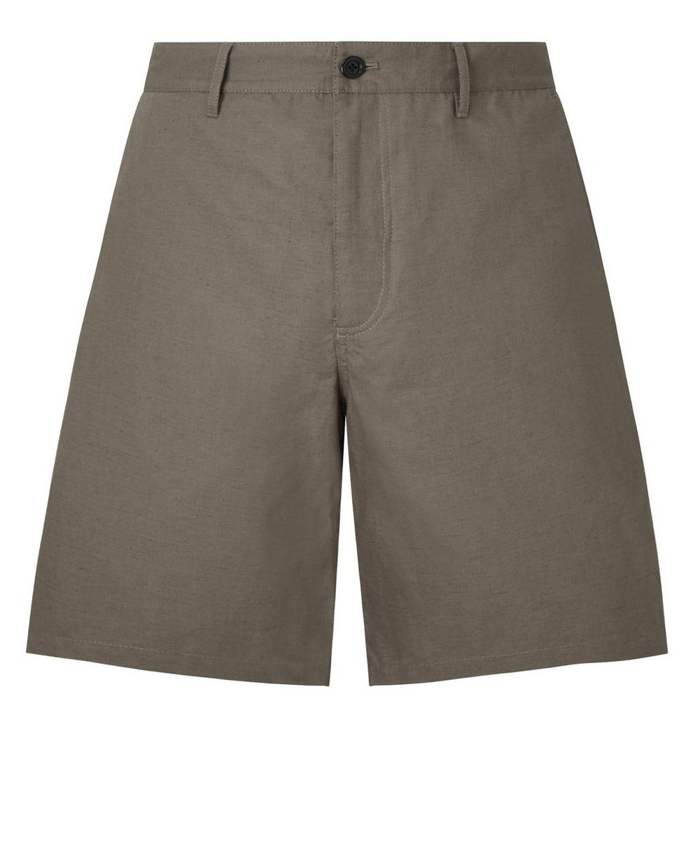 Norse Projects - Josef Cotton and Linen-Blend Shorts