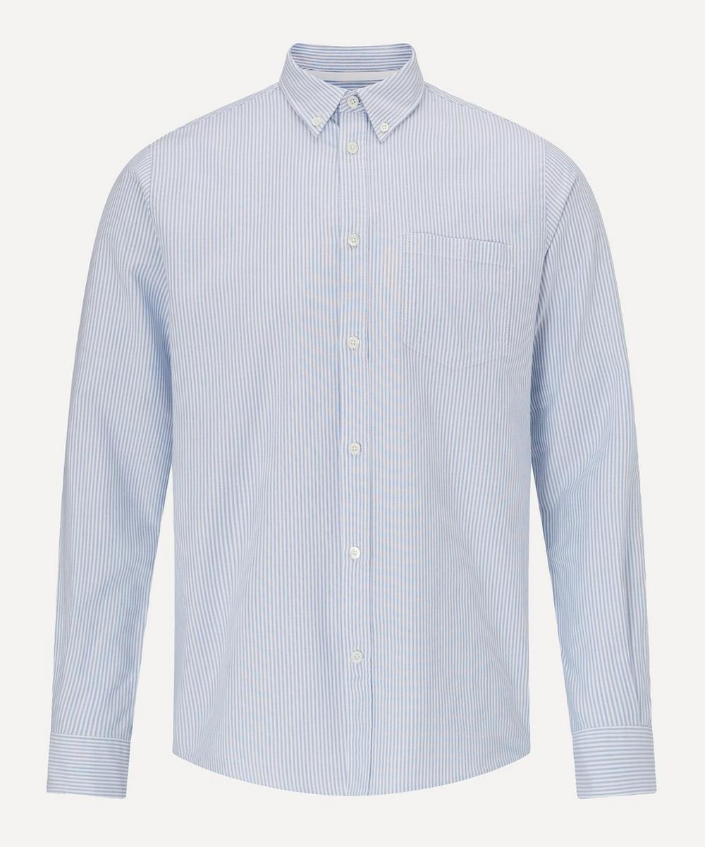 Norse Projects - Anton Oxford Candy Stripe Shirt