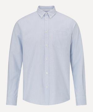 Anton Oxford Candy Stripe Shirt