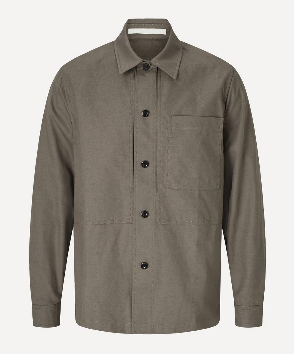 Norse Projects - Kyle Cotton and Linen-Blend Shirt Jacket