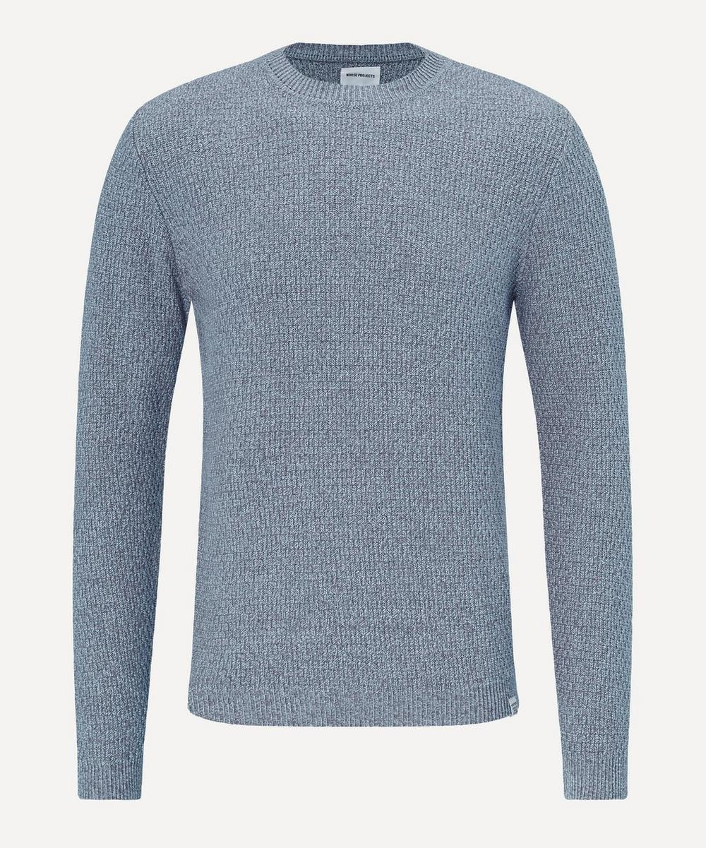 Norse Projects - Sigfred Cotton Stitch Jumper