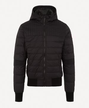 Cabri Hooded Ripstop Jacket