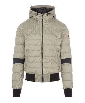 Cabri Hooded Ripstop Jacket