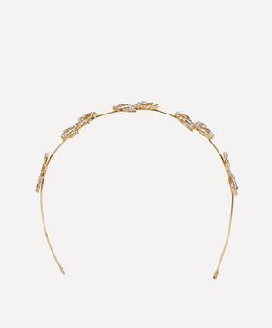Perry Crystal Bow Headband