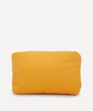 Light Cotton Clutch Bag